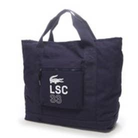 ラコステ LACOSTE L.S.C トートバッグ (ネイビー)