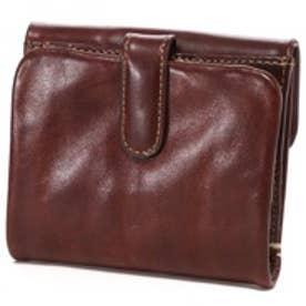 カナザワイチキュウロクイチ Kanazawa1961 ベルト付き二つ折り財布(チョコ)