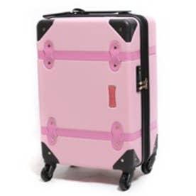 ピンキーガールズ Pinky Girls ピンキーガールズ/トランク型キャリーケース(ライトピンク)