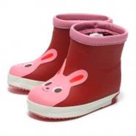 ミキハウス レインブーツ / MIKI HOUSE Rain boots (レッド)