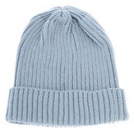 ムルーア MURUA 【CASUAL】ベーシックKNIT帽 (ブルー)
