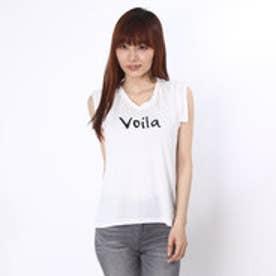 ムルーア MURUA 【CASUAL】Voila TOPS (ホワイト)