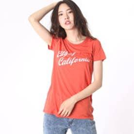 ムルーア MURUA 【MURUA】City of California Tシャツ (オレンジ)