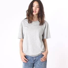 アングリッド Ungrid 【Ungrid】ポケット付きTシャツ (グレー)