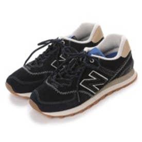 ニューバランス new balance NB ML574 GBD (ブラック)