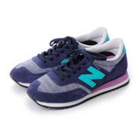 ニューバランス new balance NB CW620 INC (ネイビー/グリーン)
