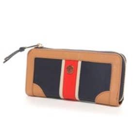 スパルティーナ spartina449 本革ラウンドファスナー財布(ネイビー)