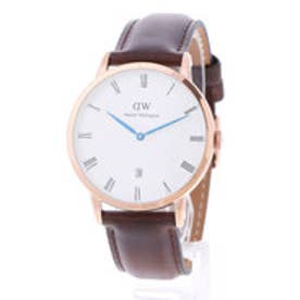 ダニエル ウェリントン Daniel Wellington Dapper Bristol Rose gold 38mm (D/BROWN)