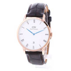 ダニエル ウェリントン Daniel Wellington Dapper York Rose gold 38mm (D/BROWN)