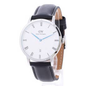 ダニエル ウェリントン Daniel Wellington Dapper Sheffield  Silver 38mm (BLACK)