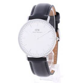 ダニエル ウェリントン Daniel Wellington Sheffield  Silver 36mm (BLACK)