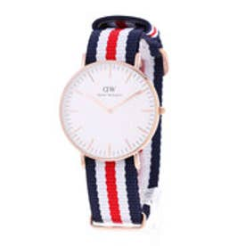 ダニエル ウェリントン Daniel Wellington Canterbury Rose gold 36mm (マルチ)