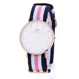 ダニエル ウェリントン Daniel Wellington Southampton Rose gold 36mm (マルチ)