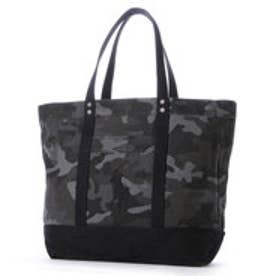 ポロ Polo BIG PONY CAMO TOTE (BLACK CAMO/ BLACK PONY)
