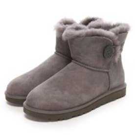 アグ UGG Mini Bailey Button II(グレー)