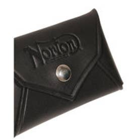 ノートン Norton レザー名刺入れ (クロ)