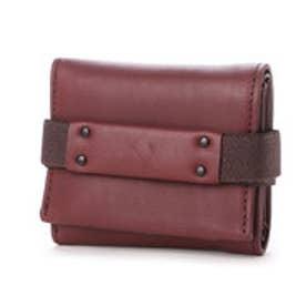 カンペール CAMPER LYDIE 2ツ折財布 (チョコレートブラウン)