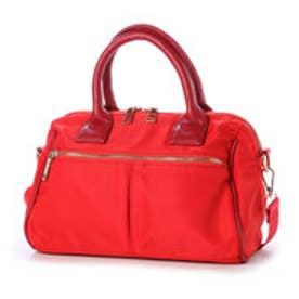 フィラノ FIRANO 軽量ナイロンミニボストン2wayバッグ (RED)