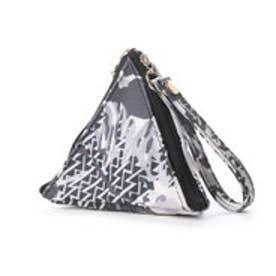 スリーフォーフリー three for free botanical pyramid 3pc (BLACK)