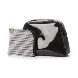スリーフォーフリー three for free antifouling pouch&coin case (BLK)