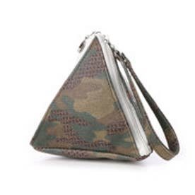 スリーフォーフリー three for free kamouflage pyramid 3pc (KHA)