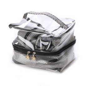 スリーフォーフリー three for free antifouling vanity bag (BLK)