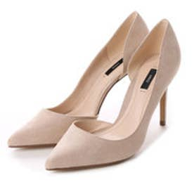 マンゴ MANGO Stiletto shoes (lt pastel grey)