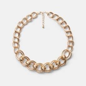 マンゴ MANGO Link necklace (gold)