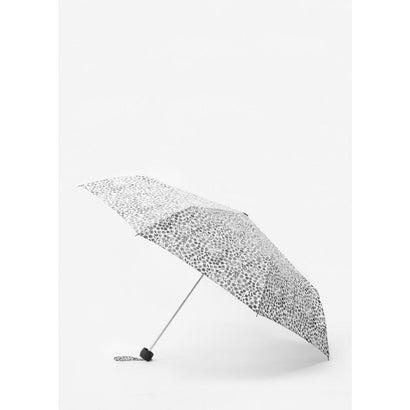傘 . FLORA  (ナチュラルホワイト)