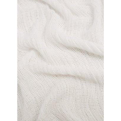 スカーフ . PAMELA8 (ホワイト)