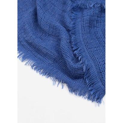 スカーフ . PAMELA8 (ブライトブルー)