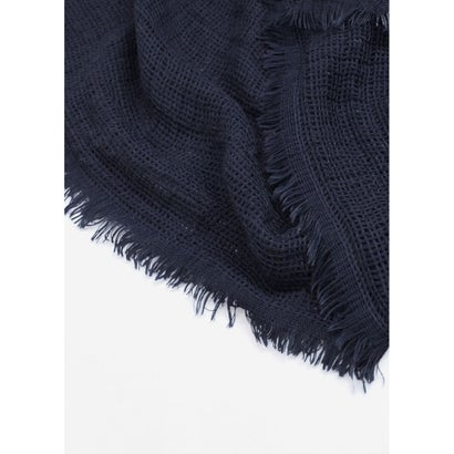 スカーフ . PAMELA8 (ネイビー)
