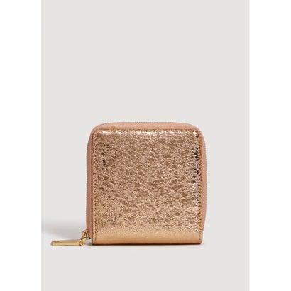 二つ折り財布 P-- PATRINA (パステルピンク)