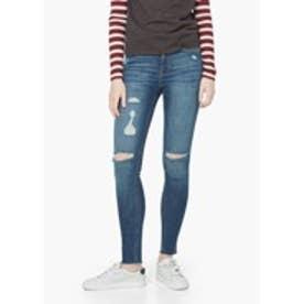 マンゴ MANGO Soho skinny jeans (open blue)