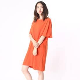 マンゴ MANGO Shift dress (orange)