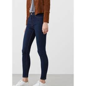 マンゴ MANGO Skinny Noa jeans (open blue)