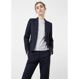 マンゴ MANGO Structured blazer (navy)
