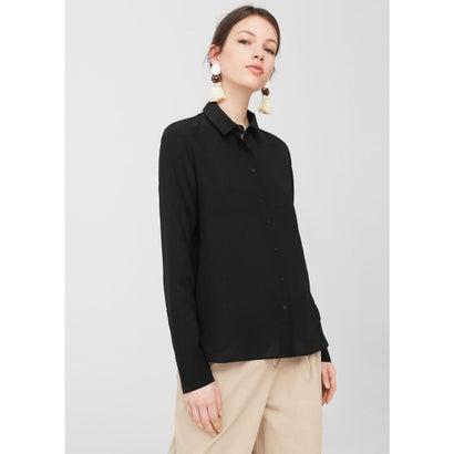 シャツ . SIL8 (ブラック)