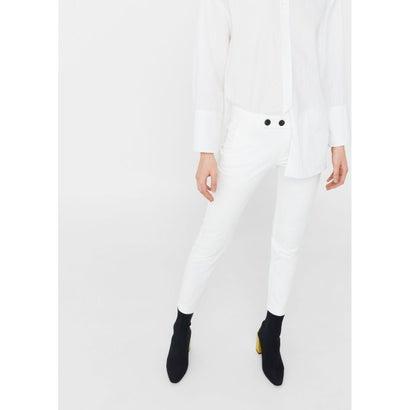 パンツ . ALANO (ホワイト)