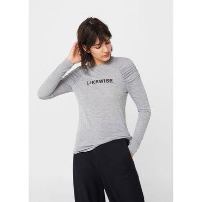 Tシャツ JAM (ミディアムグレー)
