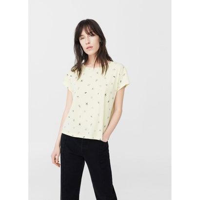 Tシャツ CHALONEW (ミディアムイエロー)