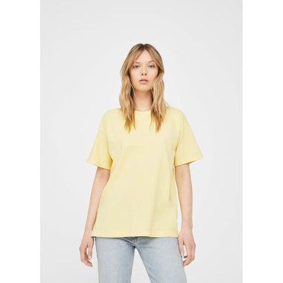 Tシャツ .-- RUSTICA (ミディアムイエロー)