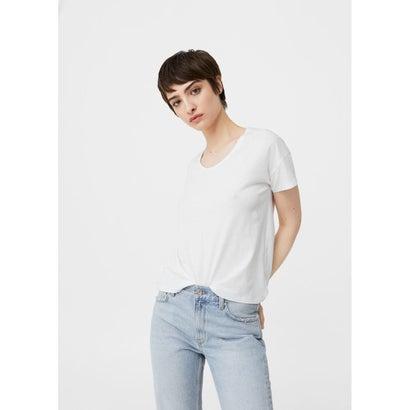 Tシャツ .-- CHALA (ホワイト)