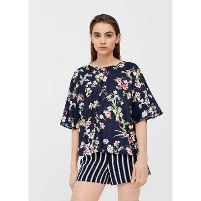 Tシャツ .-- CHEMFRI2 (ネイビーブルー)