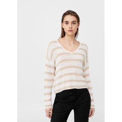 セーター .-- WILLY (ゴールド)