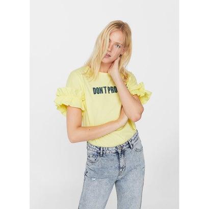Tシャツ .-- PINI (イエロー)
