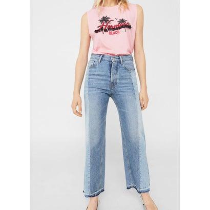 Tシャツ .-- HERMOSA (ピンク)