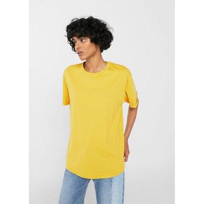 Tシャツ .-- DOVERIO (ブライトイエロー)
