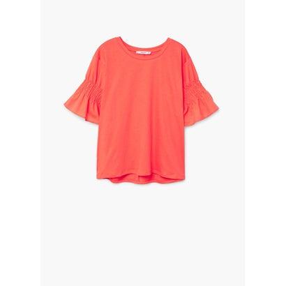 Tシャツ .-- COLMENA (ブライトレッド)