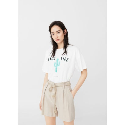Tシャツ .-- PEL (グリーン)